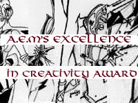 AEM's Excellence in Creativity Award